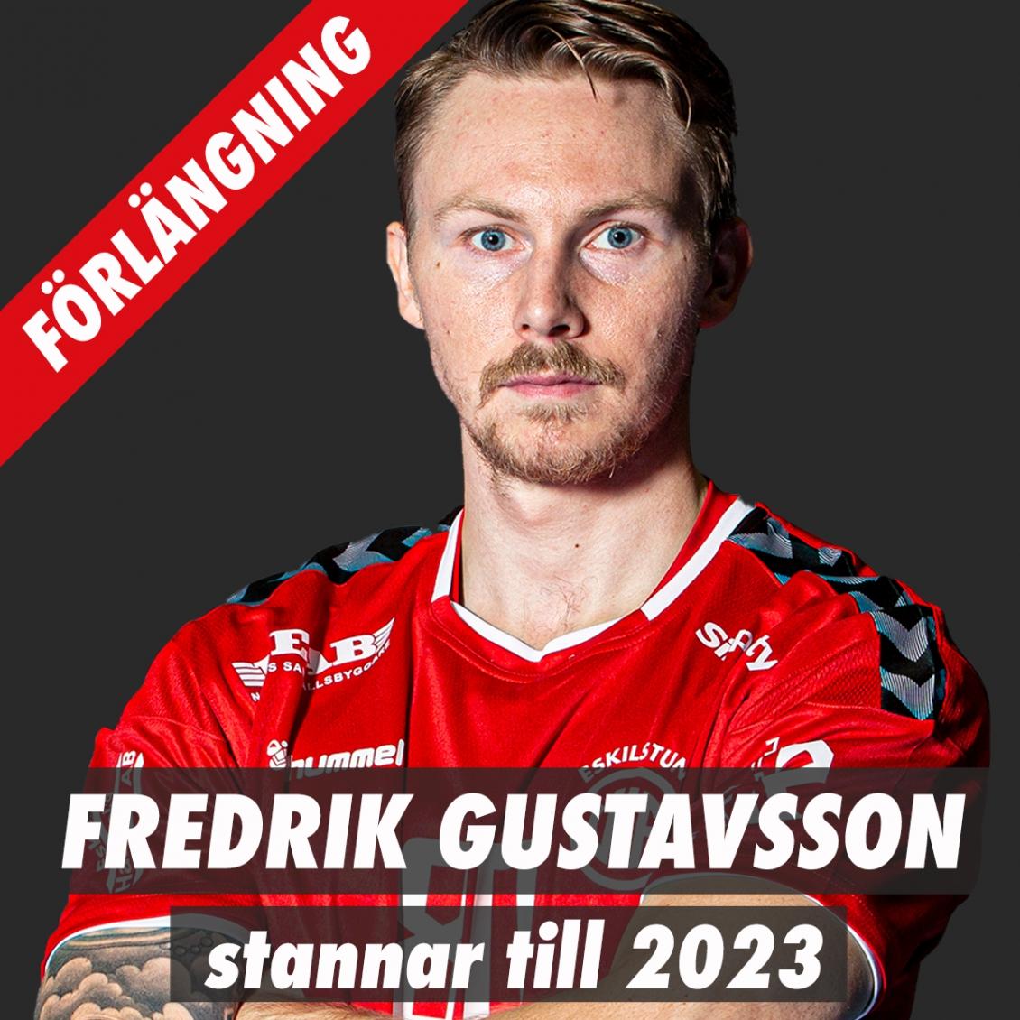 Fredrik Gustavsson förlänger
