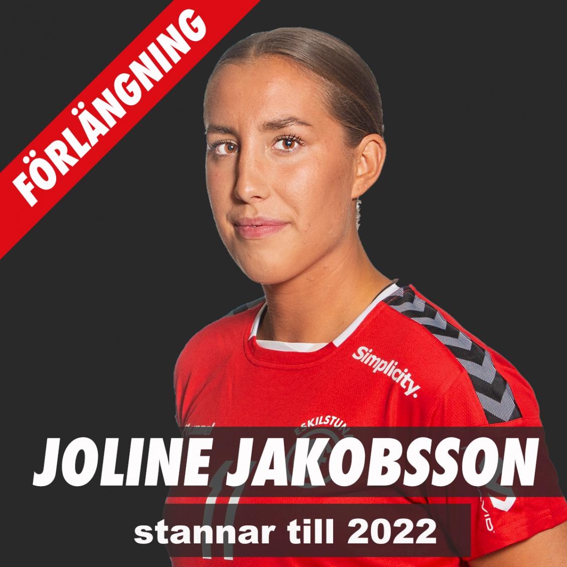 Joline Jakobsson förlänger!