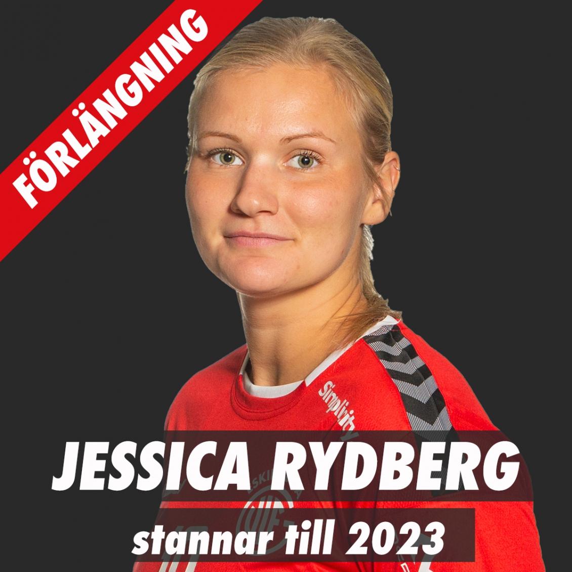 Jessica Rydberg förlänger
