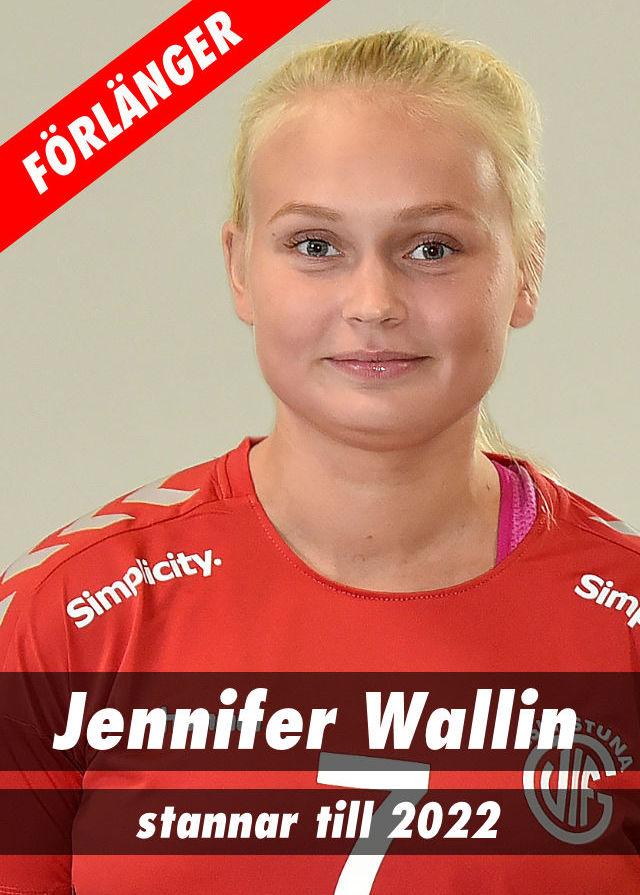 Jennifer Wallin förlänger