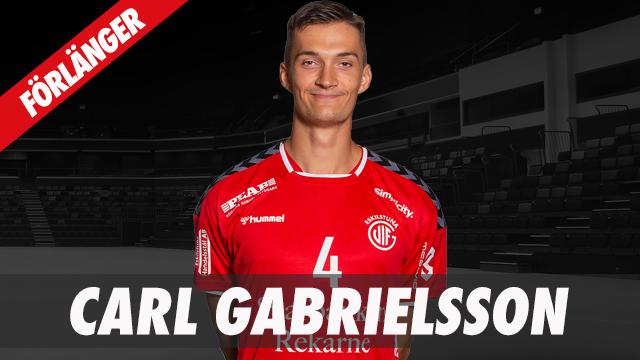 Carl Gabrielsson förlänger!