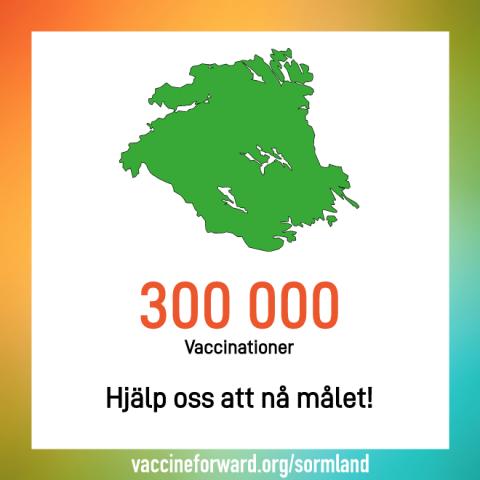 Vaccine Forward Sörmland