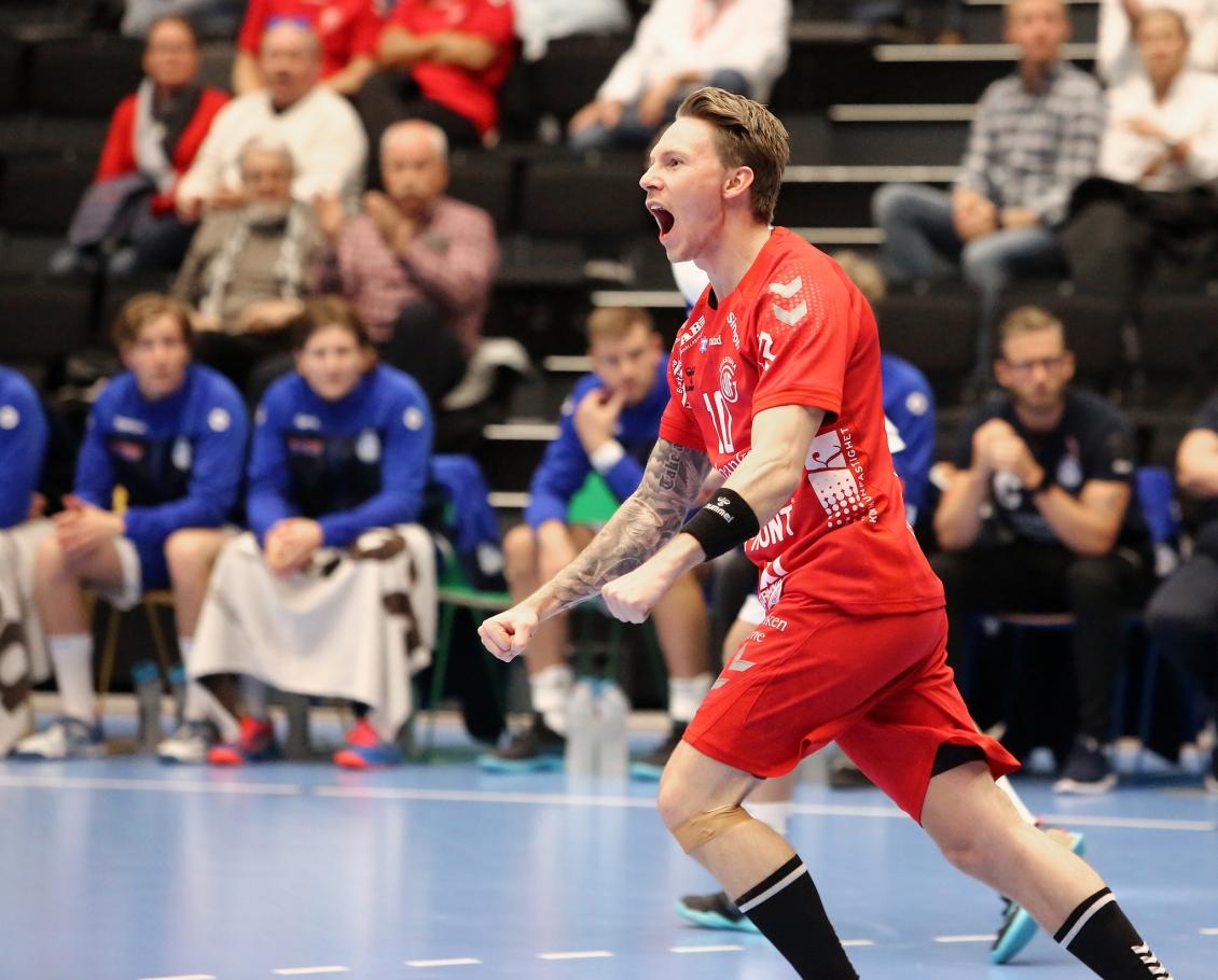 Fredrik Gustavsson inför Aranäs borta