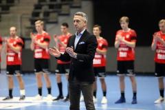 ordförande Mats Bengtsson hyllar Robert Tigerfalk